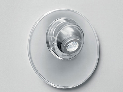 Встраиваемый светильник choose artemide choose led recessed white - with switch 1145120a