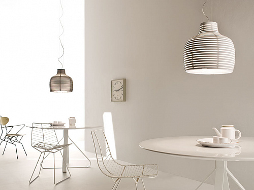 Люстра behive foscarini suspension